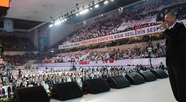 Son dakika! AK Parti MKYK listesi | AK Parti'de MKYK'ya hangi isimler seçildi, kim girdi