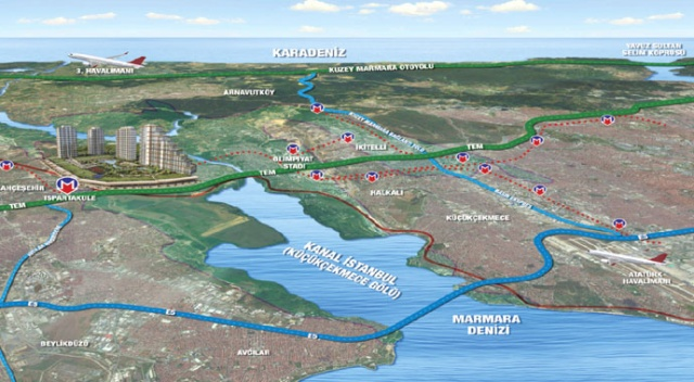 Bakan Kurum: 100 günlük eylem planının en önemlisi Kanal İstanbul