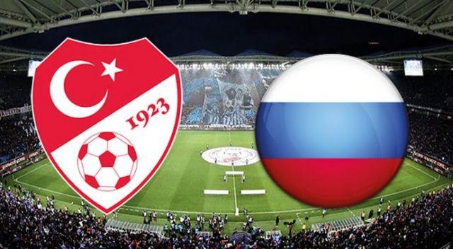 Özet İzle: Türkiye 1-2 Rusya özeti ve golleri izle | Türkiye, Rusya maçı kaç kaç bitti?