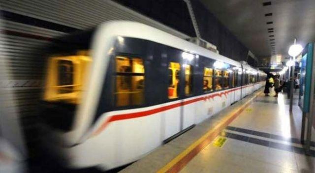 Çekmeköy-Yamanevler Metrosu'nda seferlere 4 gün ara verilecek