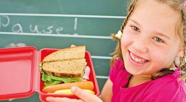 Dengeli beslenen çocuk okulda daha iyi öğreniyor