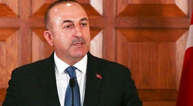 Dışişleri Bakanı, ABD'li ve Alman mevkidaşıyla görüştü