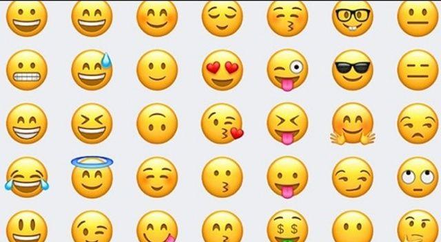 Erkekler emojileri kadınlardan daha fazla kullanıyor