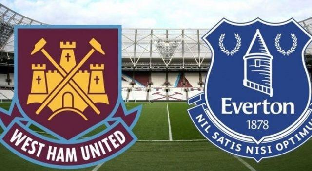 Everton 1-3 West Ham United şifresiz canlı izle   Everton West Ham maçı canlı skor kaç kaç