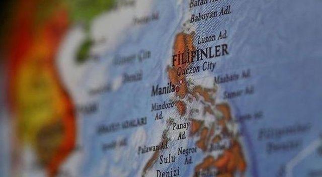 Filipinler'deki heyelanda ölü sayısı 22'ye çıktı