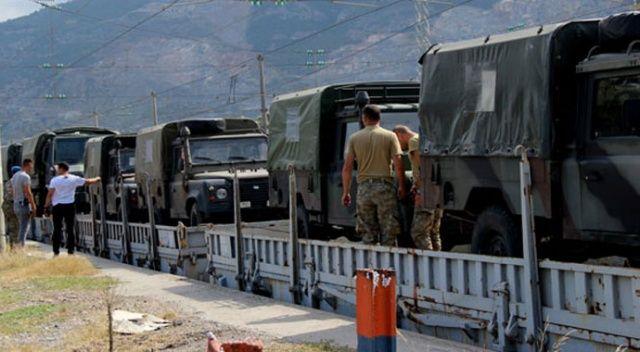 Hatay'da askeri hareketlilik devam ediyor