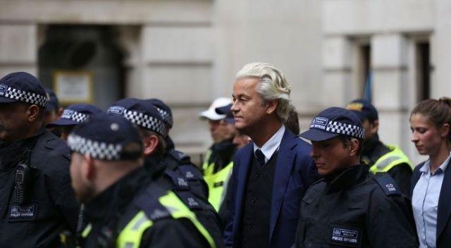 Irkçı Wilders'ten yeni skandal: Camiler kapansın