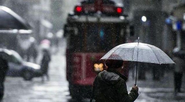 İstanbul hava durumu bugün nasıl olacak? Meteoroloji'den yağmur uyarısı! (11 Eylül hava durumu)