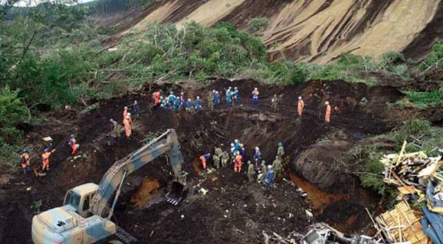Japonya'daki depremde can kaybı 37'ye çıktı, 2 kişi hala kayıp