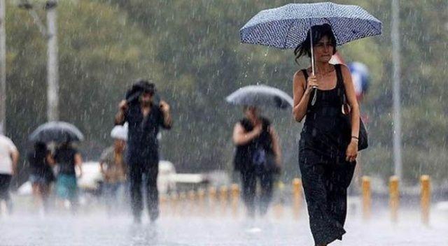 Meteoroloji'den 5 ile çok kuvvetli yağış uyarısı