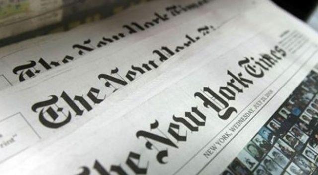 New York Times'ta Trump'ı kızdıran isimsiz makale