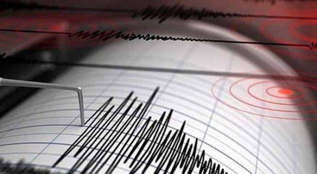 Son dakika...  Akdeniz'de 4.2 şiddetinde korkutan deprem