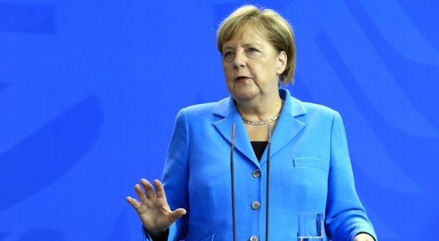 Son dakika! Almanya Başbakanı Merkel'den Türkiye açıklaması