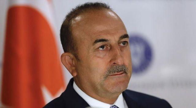 Son Dakika... Dışişleri Bakanı Çavuşoğlu ile Fransa Dışişleri Bakanı görüştü