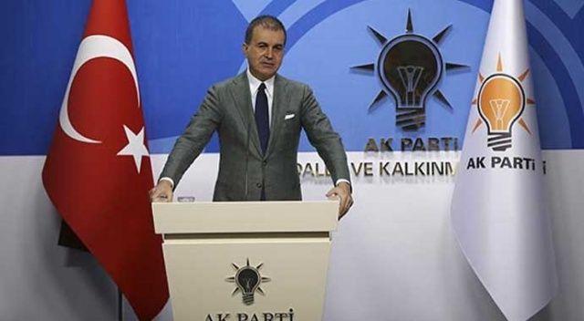 AK Parti'den çok önemli seçim açıklaması