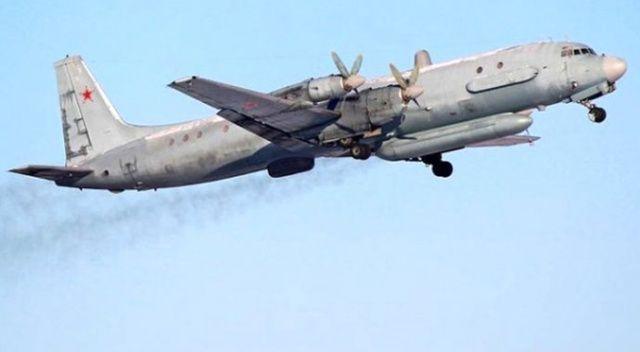 Son dakika! Rusya'dan düşen uçak için İsrail'i suçladı