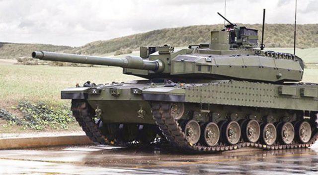 Yerli tank motoru  2023'e yetişecek