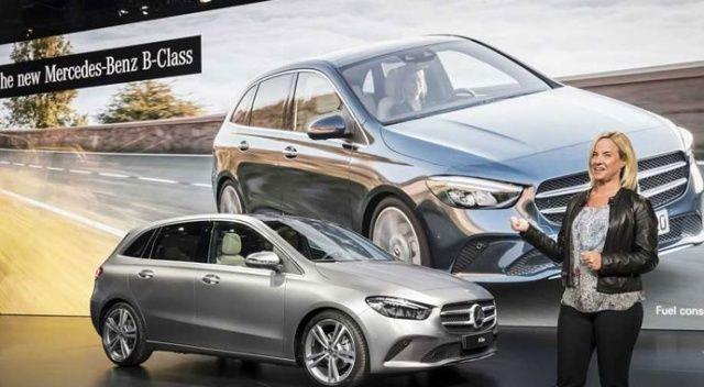 2019 Mercedes-Benz modelleri, Paris Otomobil Fuarı'nda tanıtıldı