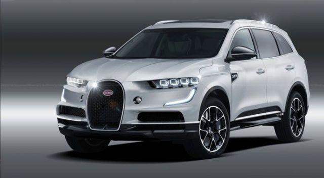 Bugatti'den ikinci model sürprizi