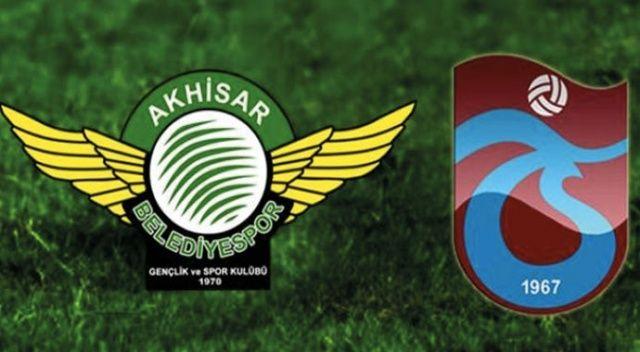 Özet İzle: Akhisarspor 1-3 Trabzonspor özeti ve golleri izle | Akhisar, TS maçı KAÇ KAÇ bitti?