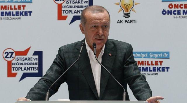 Cumhurbaşkanı Erdoğan'dan McKinsey açıklaması