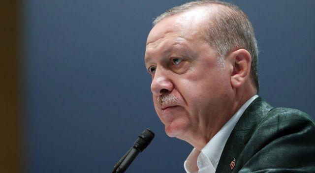 Erdoğan: Biz bize yeteriz
