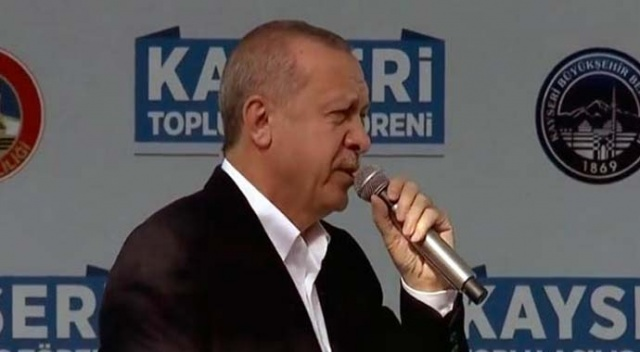 Erdoğan'dan İş Bankası'ndaki CHP hisseleri için flaş açıklama