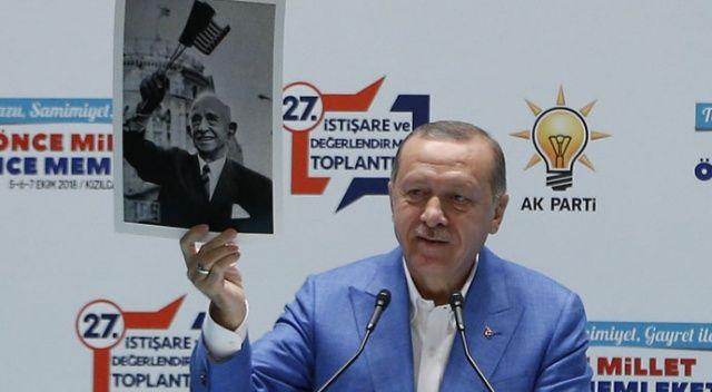 Erdoğan: Hiç beklemeden kayyumu atarız