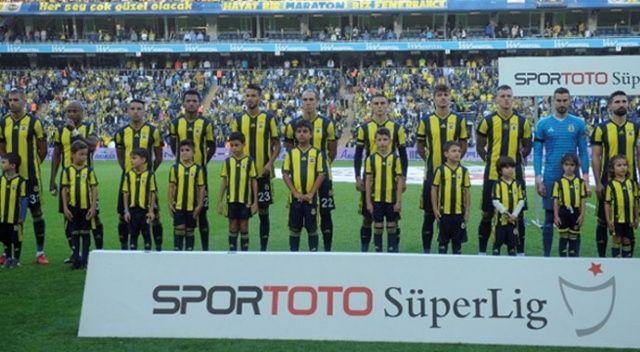 Fenerbahçe'nin yeni forma sponsoru Tüpraş!