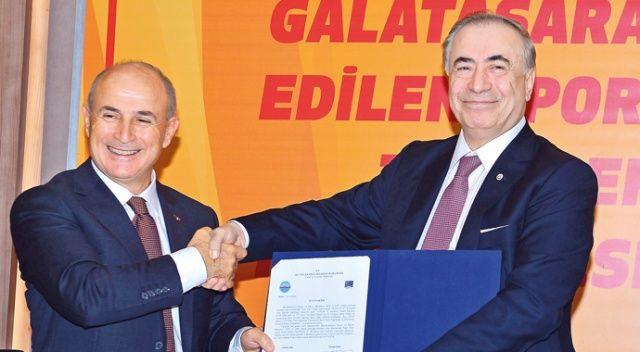 Galatasaray Başkanı Mustafa Cengiz: İnşallah düşmeyiz