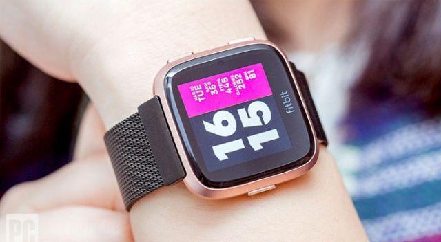 Hem metal hem de hafif: Fitbit Versa
