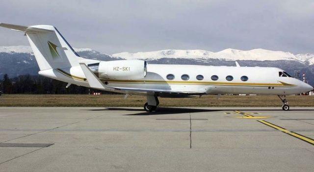 İşte Suudi Arabistan'dan gelen uçaklar