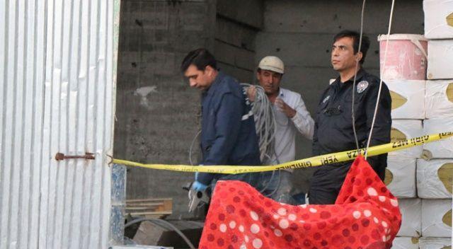 Kayseri'de inşaat şantiyesine silahlı saldırı: 4 yaralı