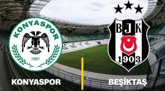 Konyaspor 1-2 Beşiktaş maçı Periscope Canlı İzle | Konya, BJK Maçını İnternetten ŞİFRESİZ İZLE