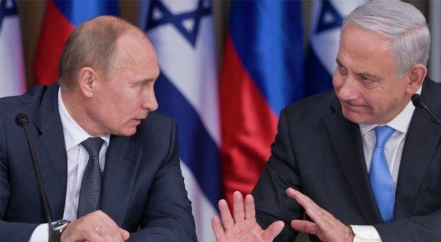 Netanyahu ve Putin, İran'ı görüşecek
