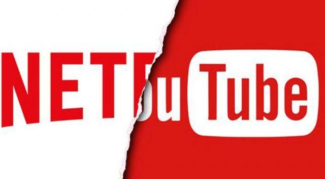 Netflix, YouTube'u geride bıraktı
