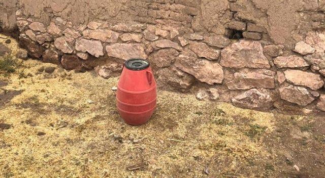 Samanların arasında 74 kilogram eroin ele geçirildi