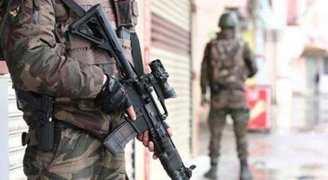 Siirt'in 11 köy ve mahallesinde sokağa çıkma yasağı