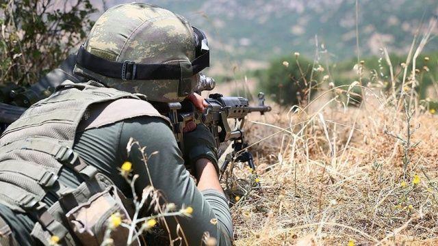 Şırnak'ta PKK'lı 2 terörist etkisiz hale getirildi