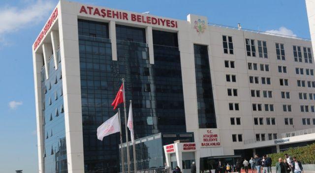 Son dakika... Ataşehir Belediyesi'ne operasyon!