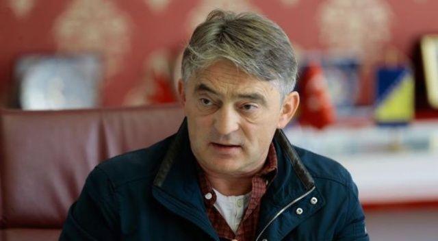 Zeljko Komsic: Türkiye'nin dostluğu Bosna Hersek için önemli