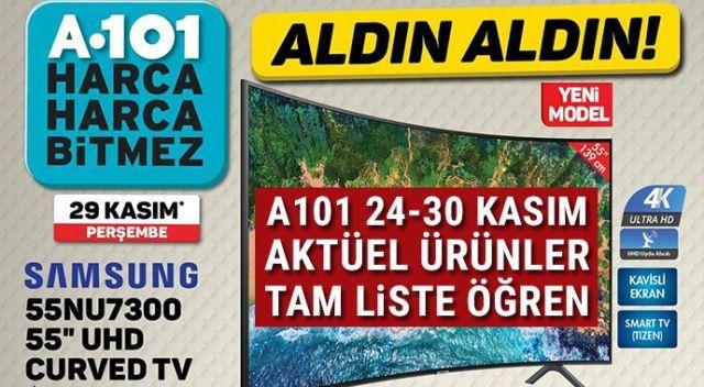 A101 30 Kasım aktüel katalog ürünler, A101 29 KASIM 30 Kasım bu hafta aktüel indirimli ürünler listesi neler var