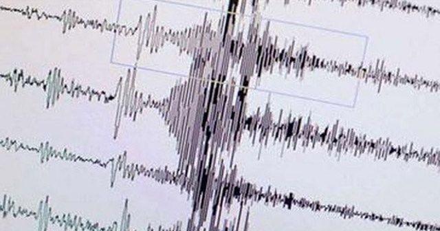 Adana'da deprem oldu