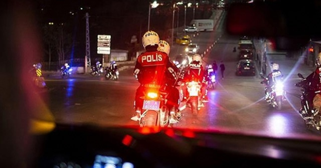 Ankara'da eğlence mekanlarında asayiş uygulaması yapıldı