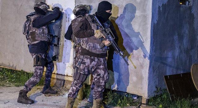 Ankara'da terör örgütünün haraç çetesine operasyon: 21 gözaltı