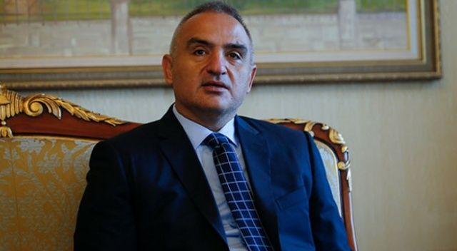 Bakan Ersoy: Müze ve ören yerleri öğretmenlere ücretsiz