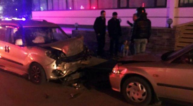 Bandırma'da feci kaza: 1 ölü, 1 yaralı