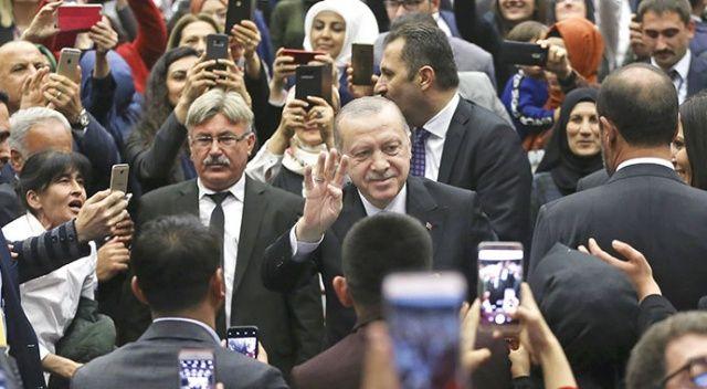 Cumhurbaşkanı Erdoğan'dan uyarı: Önce mescit sonra yapılaşma