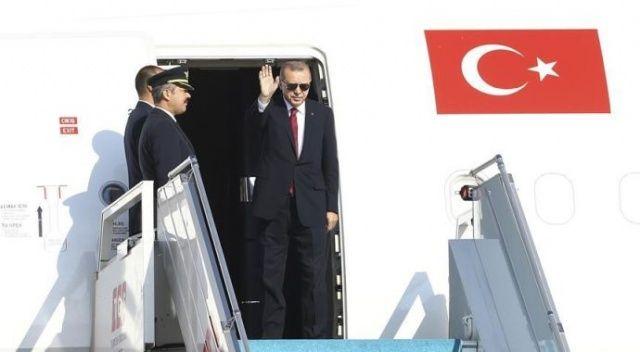 Cumhurbaşkanı Erdoğan Fransa'ya gidiyor
