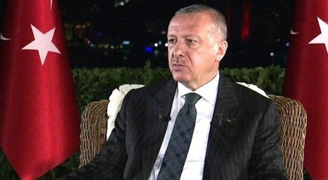 Cumhurbaşkanı Erdoğan ortak yayında soruları cevapladı